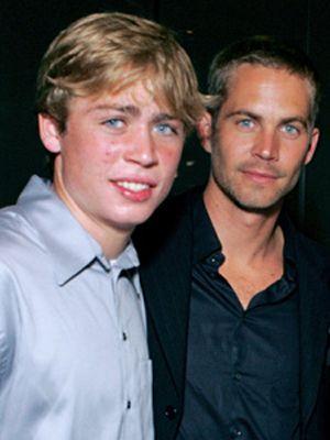 弟のコディとポール・ウォーカーさん - 画像は2005年のもの