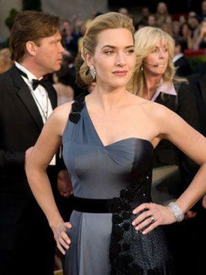 第81回アカデミー賞主演女優賞を受賞したケイト・ウィンスレット