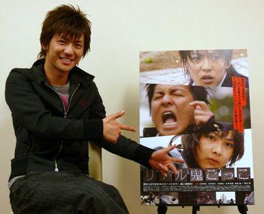 元気な笑顔が最高にかっこいい石田