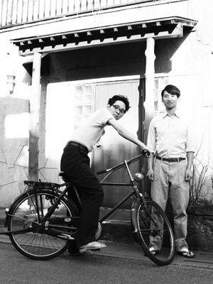そっくり写真、公開! 宮籐官九郎演じる水木しげる(武良茂)