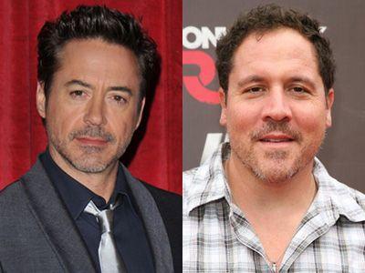 『アイアンマン』の二人が再タッグ! - ロバート・ダウニー・Jrとジョン・ファヴロー
