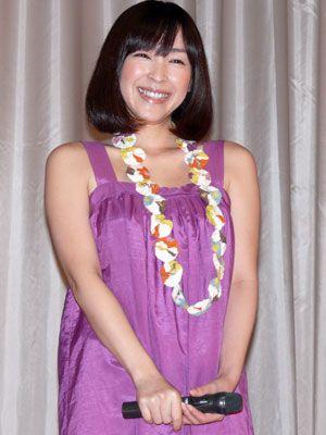 さわやかな色香を振りまいた麻生久美子
