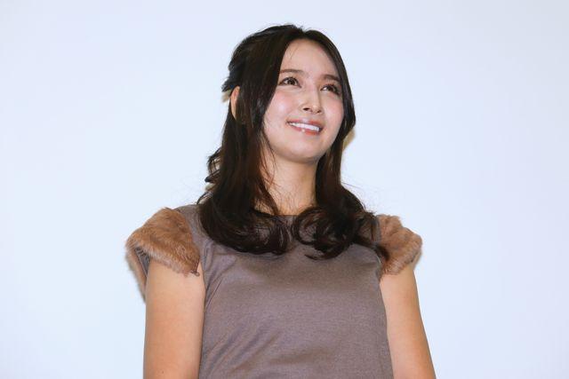 結婚、出産を経て映画公開を迎えた加藤夏希