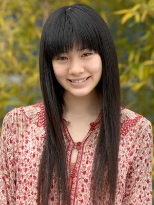 岡本杏理-13歳の美少女