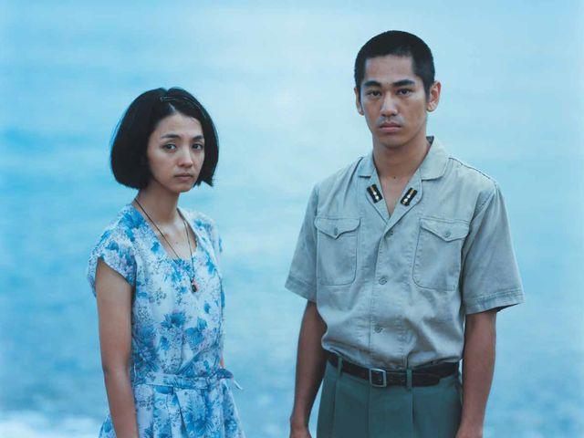 『海辺の生と死』で恋人同士に!満島ひかり&永山絢斗