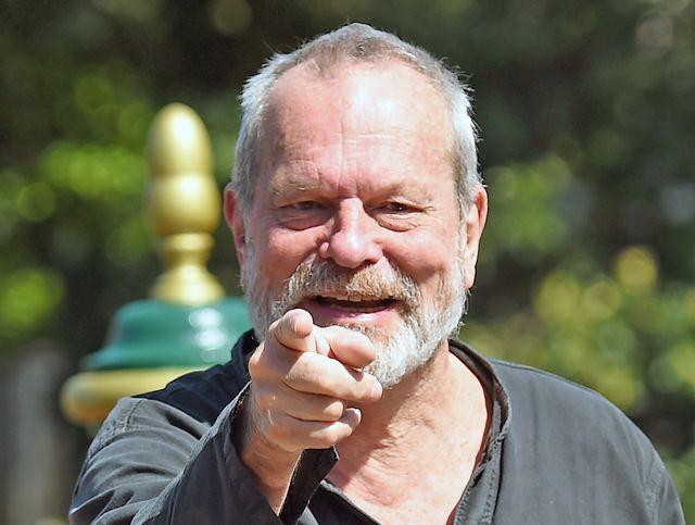 僕は元気、だぞ! - 現地時間7日、第72回ベネチア国際映画祭に出席した際のテリー・ギリアム