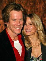 おしどり夫婦のケヴィン・ベーコンと妻キーラ・セジウィック