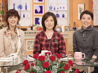 「はやく起きた朝は…」より-(左から)森尾由美、磯野貴理、松居直美