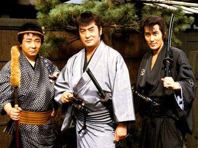 「三匹が斬る!」第1シリーズついにDVD化!