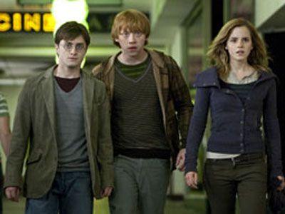 映画『ハリー・ポッターと死の秘宝 PART1』