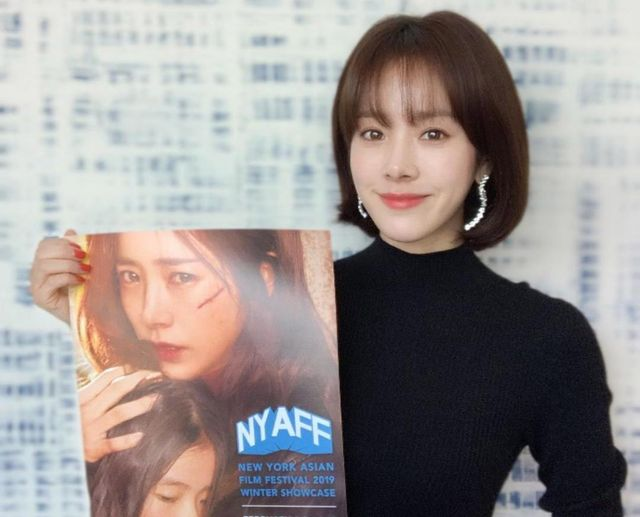 韓国で話題の映画『ミス・ペク』に主演したハン・ジミン