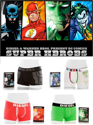 「SUPERHEROES FLASH COLLECTION」