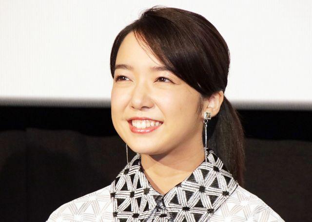 上白石萌音(写真は2019年9月撮影)