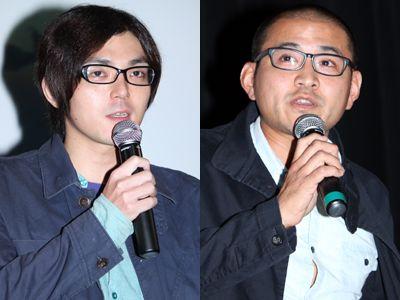吉田光希監督と松林要樹監督