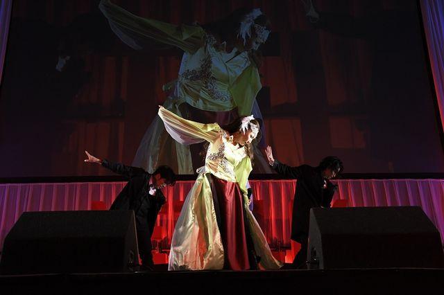 いきなりの熱唱で観客を魅了した高橋洋子