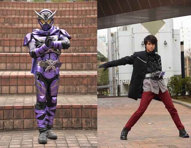 スピンオフ制作が決定した仮面ライダーシノビ、多和田任益が演じる神蔵蓮太郎