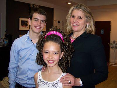 10歳の美少女がアイリッシュダンス世界選手権のチャンピオン!骨折して ...