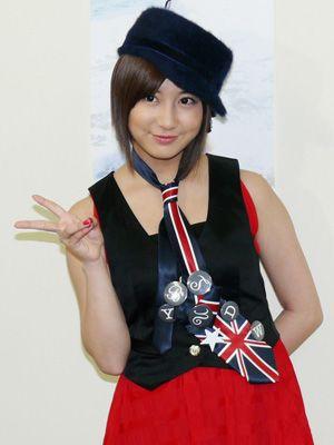 小野恵令奈、しばらく芸能活動休止します!