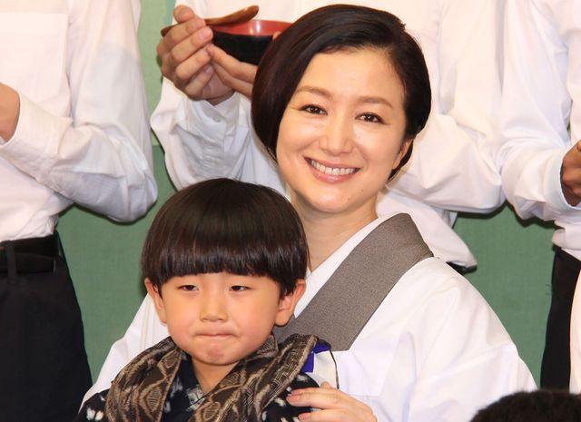 子供時代はやんちゃだったと明かした鈴木京香