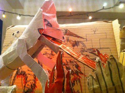 塚本晋也監督がベネチア国際映画祭70回記念企画に参加! - ダンボールで作った怪獣