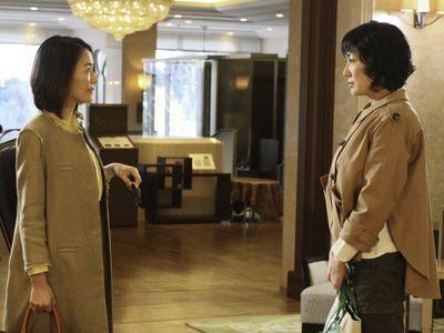 山下達郎が17年ぶりにNHKドラマ主題歌を担当する「第二楽章」メインビジュアル