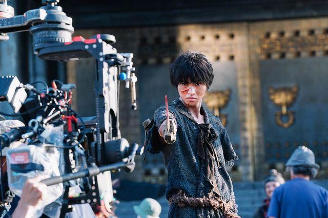 「映画『キングダム』写真展 shot on α」(3月26日~27日開催)にて展示される