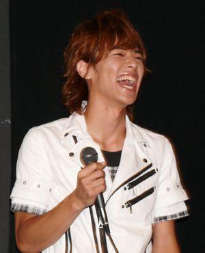 山田悠介のこの笑顔は、女性本能くすぐりまくりです!