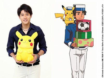 ポケモン映画で初声優を務めるサッカー日本代表・内田篤人選手