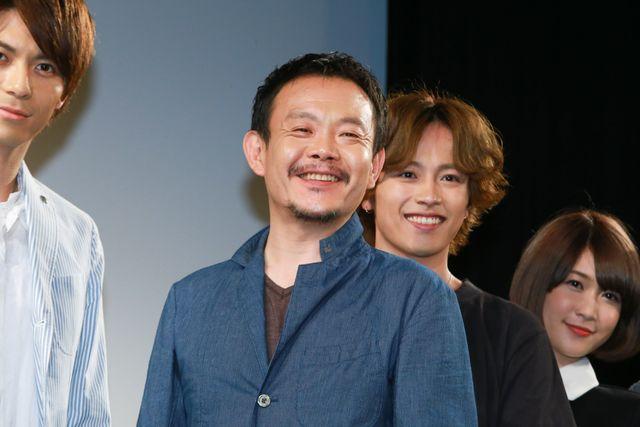 映画初主演作となる本作のモントリオール上映に「楽しみ」と語った近藤芳正