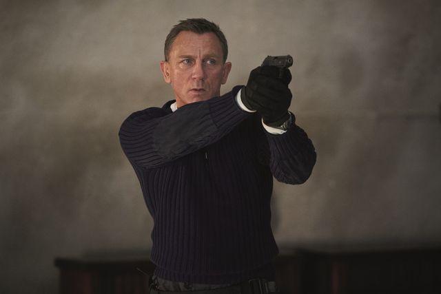 『007/ノー・タイム・トゥ・ダイ』より