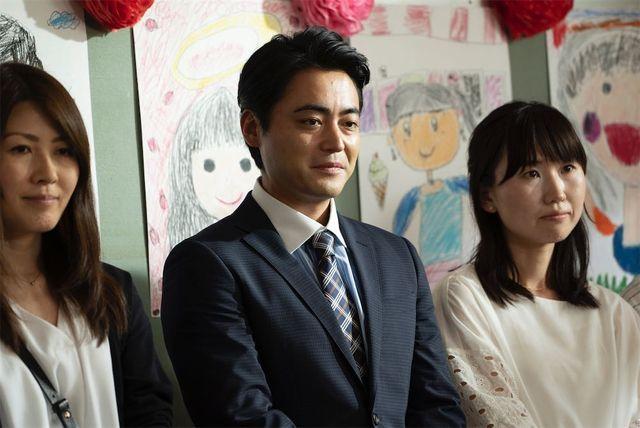 山田孝之の主演映画『ステップ』現場写真