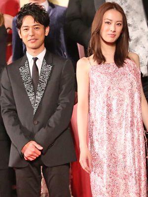 相性はバツグンだった様子の妻夫木聡と北川景子