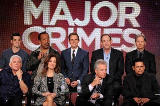 「Major Crimes ~重大犯罪課」のキャストとスタッフ