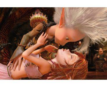 ラブもあります! 映画『アーサーと魔王マルタザールの逆襲』の場面写真より
