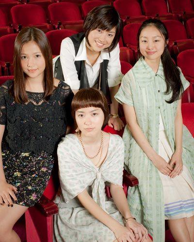 映画『少女たちの羅針盤』成海璃子、忽那汐里、森田彩華、草刈麻有 単独インタビュー