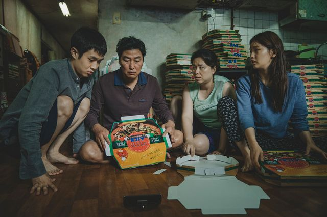 『パラサイト 半地下の家族』写真