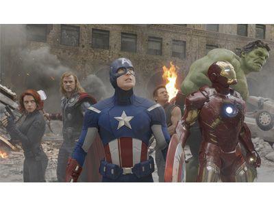 全米オープニング興収の新記録樹立した映画『アベンジャーズ』