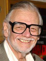 大きなメガネがかわいらしいジョージ・A・ロメロ