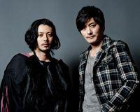 オダギリジョー&チャン・ドンゴン