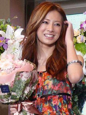 本日、デビュー8周年の記念日を迎えた北川景子-おめでとうございます!