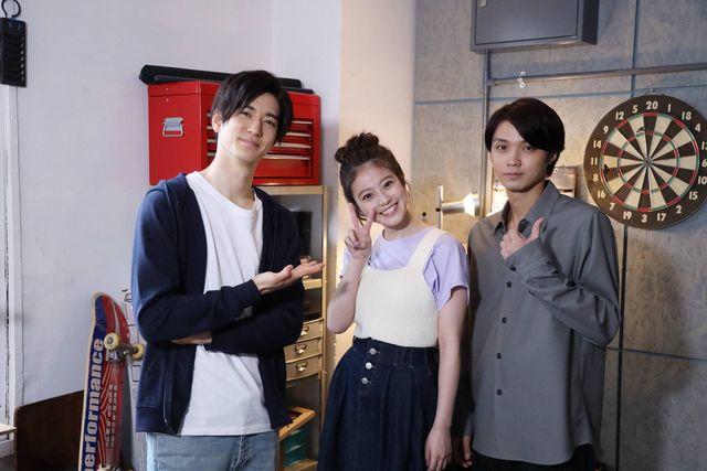 中島裕翔、今田美桜、磯村勇斗の幼なじみシーンも復活!