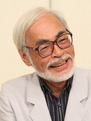 アカデミー賞ノミネートにコメントを寄せた宮崎駿監督