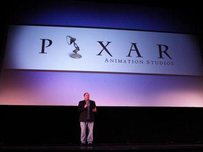 ピクサー、しかもピーター・ドクター監督新作ということで期待大です!