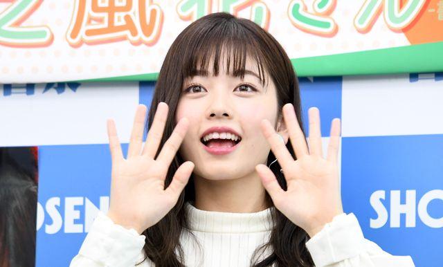 小芝風花、ホラーコメディにも挑戦!(撮影は2019年)