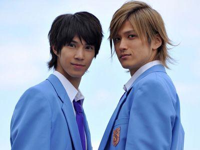 2人のコンビはこれが最後となる浜尾京介と渡辺大輔