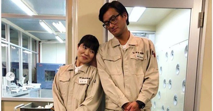 下町ロケット」の名コンビ!島ちゃん&軽ちゃん仲良し写真にファン歓喜 ...