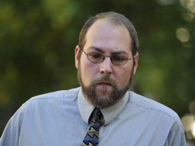 無罪を主張したクリストファー・チェイニー