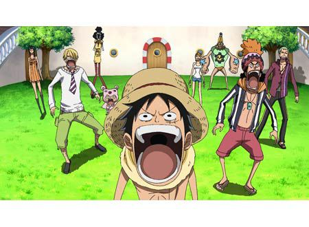 『ONE PIECE FILM ワンピースフィルム STRONG WORLD』