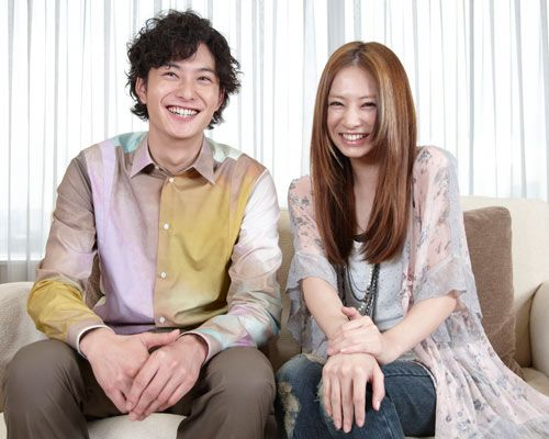 『瞬 またたき』北川景子、岡田将生 単独インタビュー