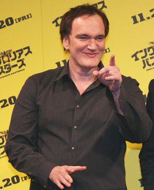 ディリス・パウエル賞を受賞したクエンティン・タランティーノ